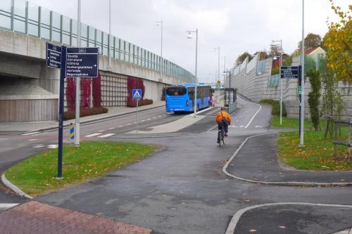 11_Gång&cykelbanor Göteborg
