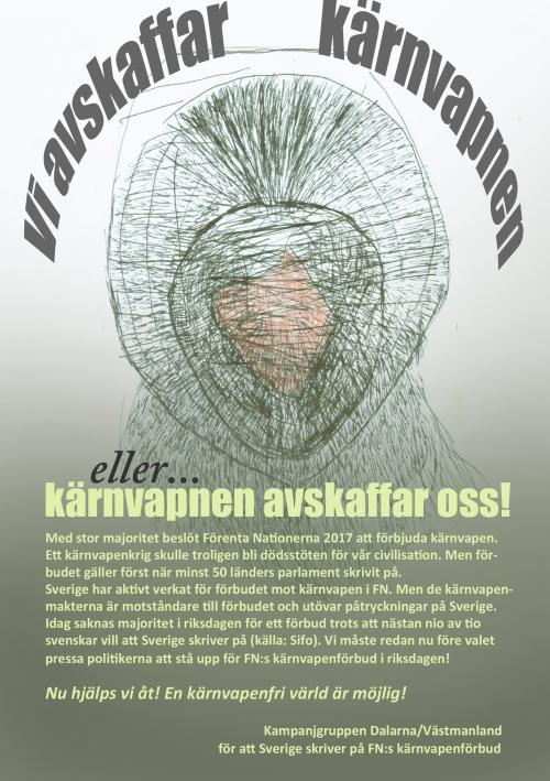 Kärnvapenförbud_affisch